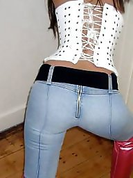 Jeans, Fucking, Ass fuck, Ass fucking, Amateur fuck, Perfect