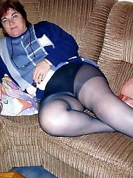 Granny, Pantyhose, Stockings, Grannies, Mature pantyhose, Granny stockings