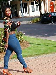 Ebony ass, Ebony tits