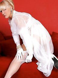 Nylon, Stocking, Nylons, Amazing, White nylon