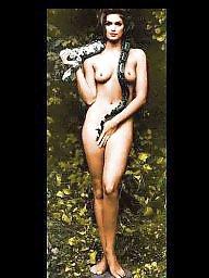 Nude, American