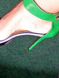 Heels, Friend