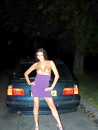 Car, Hot girl, Cars