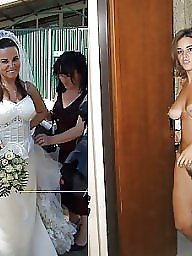Bride, Dressed undressed, Dress undress, Dress, Brides, Undress