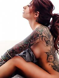 Tattoo, Beauty, Tattooed
