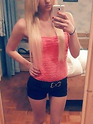 Blond, Hotel, Amateur teen