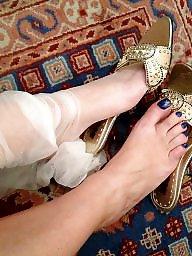 Pantyhose, Feet