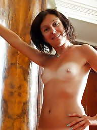 Italian, Hairy amateur, Striptease