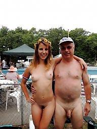 Nude beach, Couple, Couples, Nude, Public blowjob, Nude couples