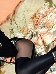 Pantyhose, Russian pantyhose