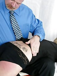 Mature panties, Spanking, Spank, Mature bdsm, Spanked, Mature black