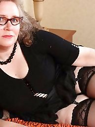 Chubby mature, Bbw stockings, Mature in stockings