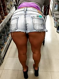 Shorts, Short shorts, Short, Wife ass, Wifes ass