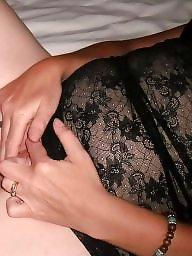 Lingerie, Milf lingerie, Amateur lingerie, Lingerie milf, Black milf, Blowjob amateur