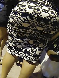 Candid, Bbw candid, Bbw big ass