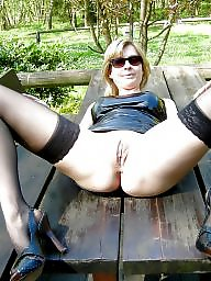 Pvc, Latex, Mom, Leather, My mom, Mature leather