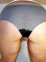 Wet, Bbw panties, Wetting, Wet panties