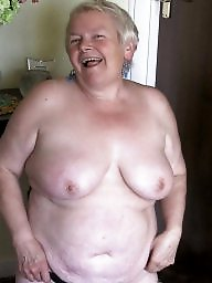 Bbw old, Mature boobs