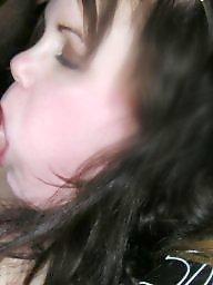 Milf blowjob, Brunette milf
