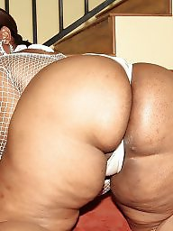 Bbw black, Ebony ass