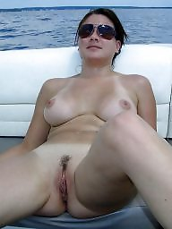 Milf, Ass, Feet, Tits, Pussy, French