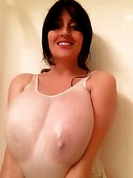 See thru, Mature big boobs