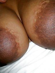 Titties, Ebony tits, Ebony amateur