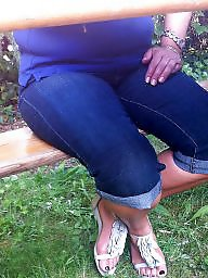 Mature feet, Milf feet