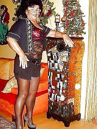 Granny, Granny stockings, Mum, Granny stocking, Amateur granny, Mature stocking