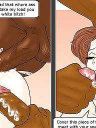 Interracial cartoons, Interracial cartoon, Slave, Cartoon interracial, Slaves, Slave cartoon