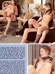 Magazine, Hairy vintage, Vintage sex