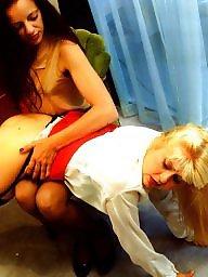 Spanking, Spank, Spanked, Vintage bdsm, Femdom spanking, Female