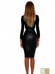 Leather, Xxx, Model