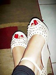 Iranian, Asian, Foot