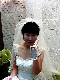 Wedding, Asian amateur