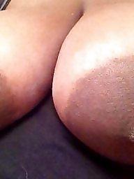 Ebony tits, Black tits