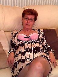 Granny boobs, Grannies, Mature stockings, Granny stockings, Big granny, Big boobs