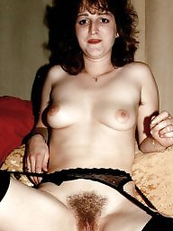 Hairy, Shaved, Vintage amateur, Shaving, Hairy vintage, Shave