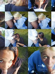 Interracial, Couples, Couple, Swedish, Ebony teen, Teen blowjob