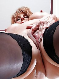 Hairy granny, Mature, Granny stockings, Hairy mature, Granny hairy, Stocking