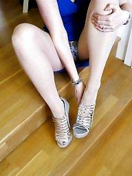 Amateur milf, Shoes, Shoe, Upskirts, Milf upskirt, Upskirt milf