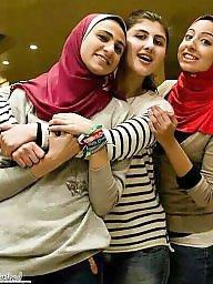 Arabian, Brunette, Hijab porn