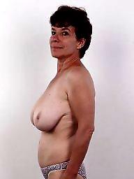 Mature, Big mature, Mature boobs, Hangers, Mature amateurs, Chunky