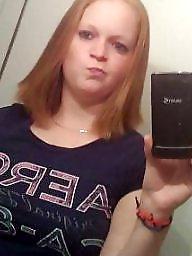 Redhead,  teen, Teen comment