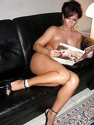 Heels, Sexy lady