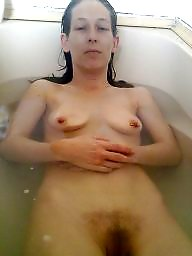 Hairy, Saggy, Saggy tits, Saggy tit, Hairy milf, Empty