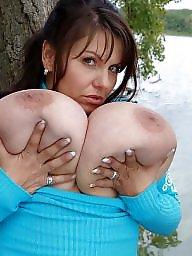 Tits, White, Old tits