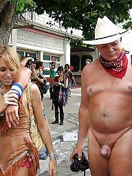 Cfnm, Outdoor, Fun, Outdoors, Public nudity