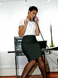 Office, Upskirts