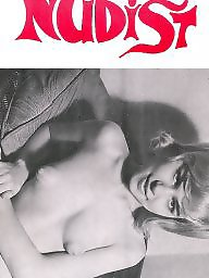 Vintage, Nudist, Magazine, Nudists, Magazines